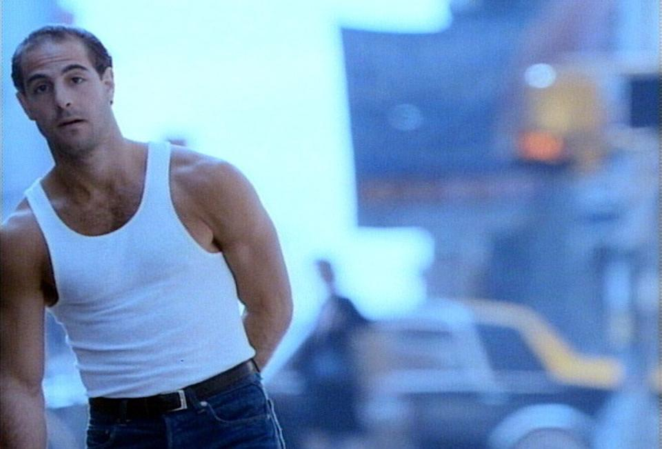 Stanley Tucci in Levis Commercial