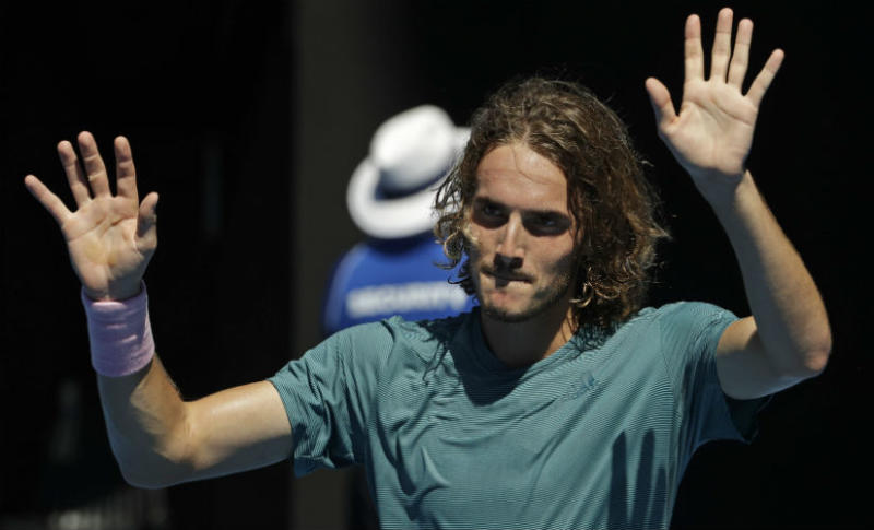 Stefanos Tsitsipas' win over defending champion Roger Federer is being hailed as the 'change of guard' moment in men' s tennis. Too early to make that call?