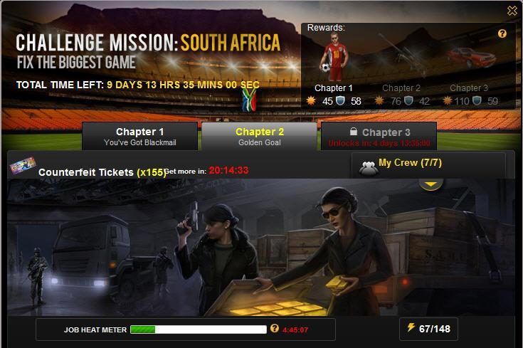 mafia wars south africa chapter 2