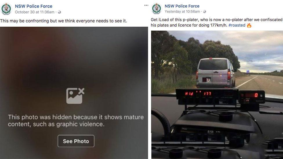 <p>Why NSW Police are the biggest jokers on Facebook</p>