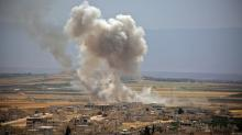 Syria says it doesn't want to fight with Turkey