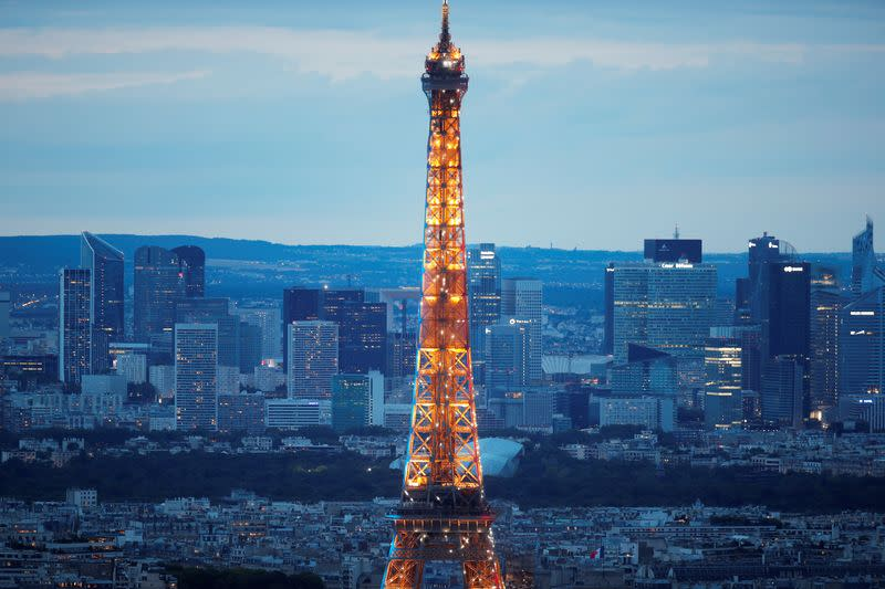 Revived French consumer spending offers hope after economy plunges record 13.8%