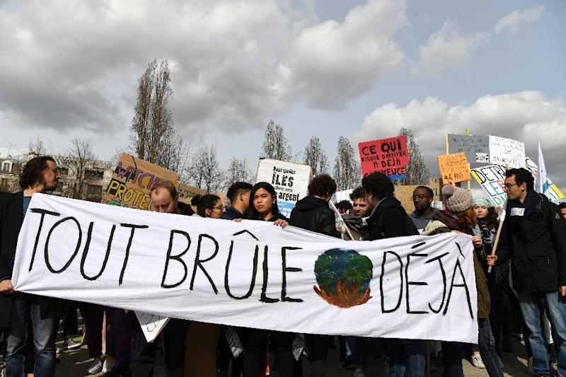 Over two million people have signed a petition backing the court move in France, which follows similar cases lodged in the Netherlands, Pakistan and Colombia that yielded historic wins for climate campaigners