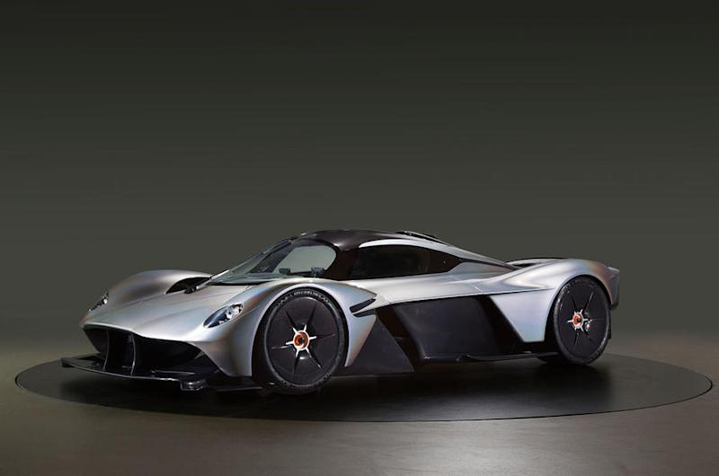Aston Martin S Valkyrie Amr Pro Might Outdo All Expectations