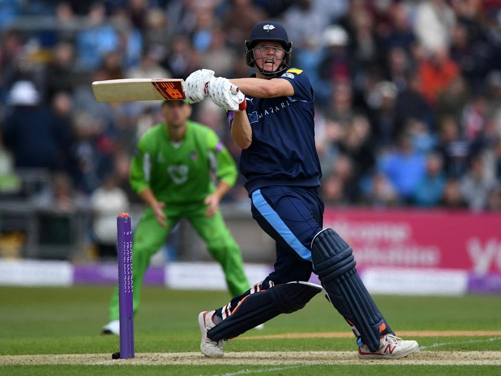 Ballance amassed 85 from 77 balls (Getty)