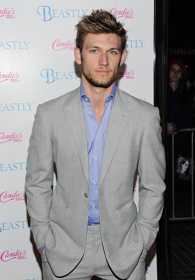 """April 10: Alex Pettyfer turns 21 Angela Weiss/<a href=""""http://www.gettyimages.com/"""" target=""""new"""">GettyImages.com</a> - February 24, 2011"""