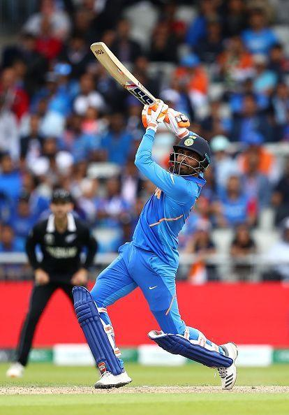 India v New Zealand - ICC Cricket World Cup 2019 Semi-Final