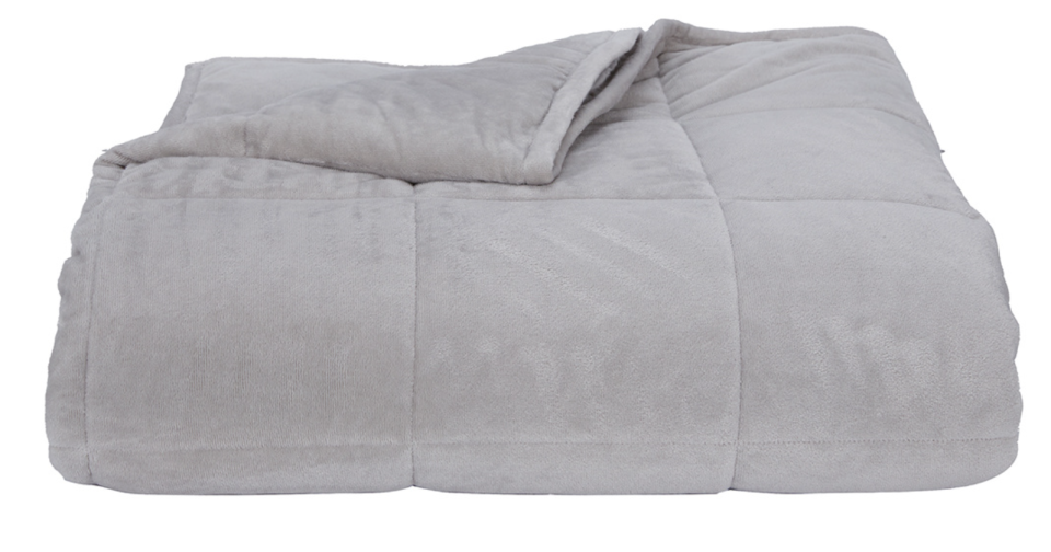 Kmart Adult Weighted Blanket - Grey