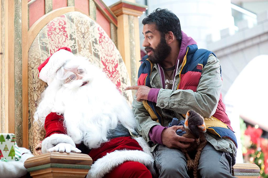 "Patton Oswalt and Kal Penn in ""A Very Harold & Kumar 3D Christmas"""