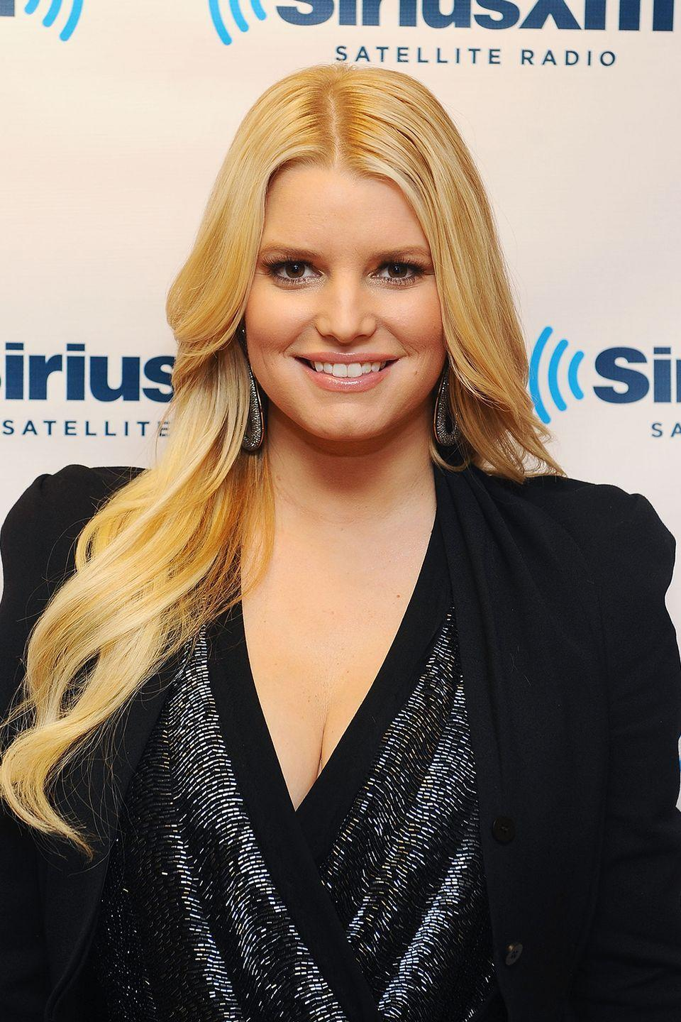 """<p>Jessica Simpson has the best message for people thinking about waiting until marriage: """"Virginity can be cool and sexy,"""" she said in an interview with <em><a href=""""http://people.com/celebrity/sean-lowe-tim-tebow-lolo-jones-celebrity-virgins/#jessica-simpson"""" rel=""""nofollow noopener"""" target=""""_blank"""" data-ylk=""""slk:People"""" class=""""link rapid-noclick-resp"""">People</a> </em>in 2000. Jessica has never been shy about her reason for staying abstinent until marriage. </p><p>""""My virginity is something I stand strong in,"""" she said. Her then-boyfriend, now ex-husband, Nick Lachey chimed in and admitted, """"It's not always easy. But I do respect it.""""<br></p>"""