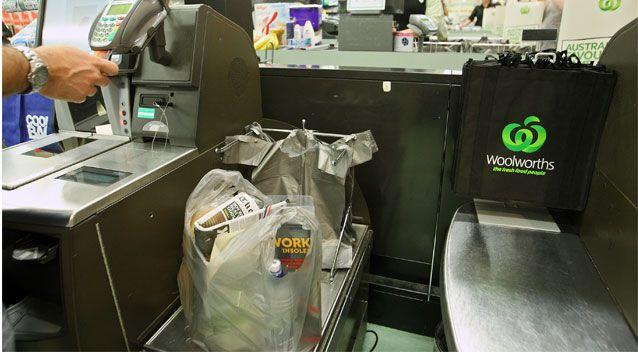 Woolworths and Coles stores in 16 suburbs across four states have announced they could get rid of the plastic as soon as Wednesday. Photo: AAP