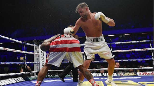 Gennady Golovkin and Saul 'Canelo' Alvarez are targets for Billy Joe Saunders, who believes he would beat both.