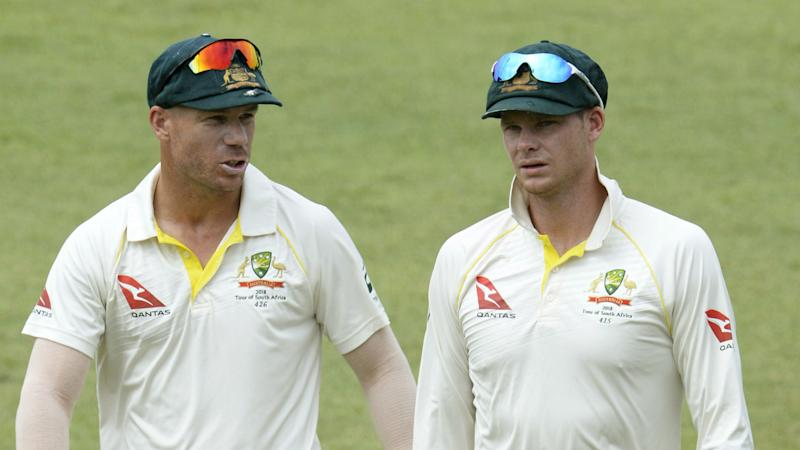 No rift between banned stars Warner and Smith