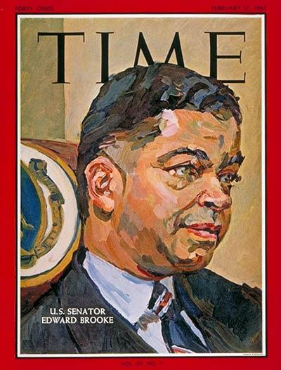 50 Years Ago This Week: The First Popularly Elected Black Senator