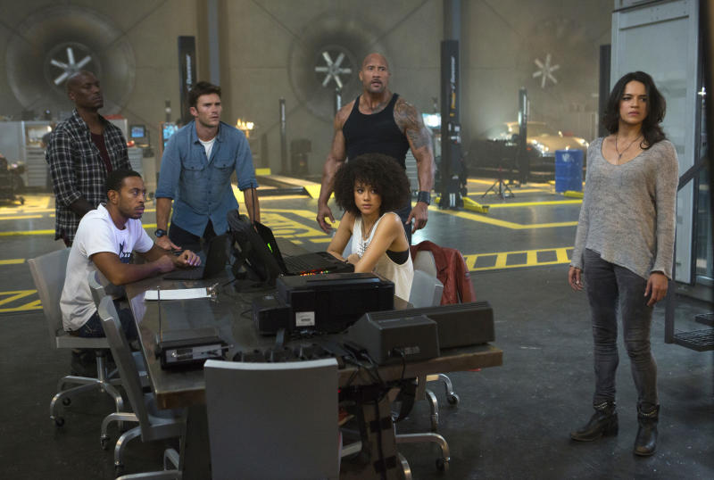 The Fate Of The Furious Races Past Global Box Office Record