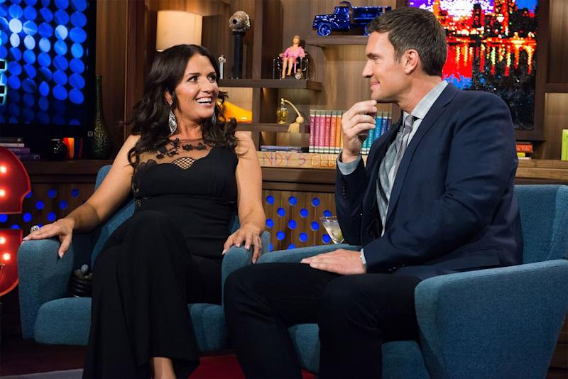 Jenni Pulos and Jeff Lewis | Charles Sykes/Bravo/NBCU Photo Bank/Getty