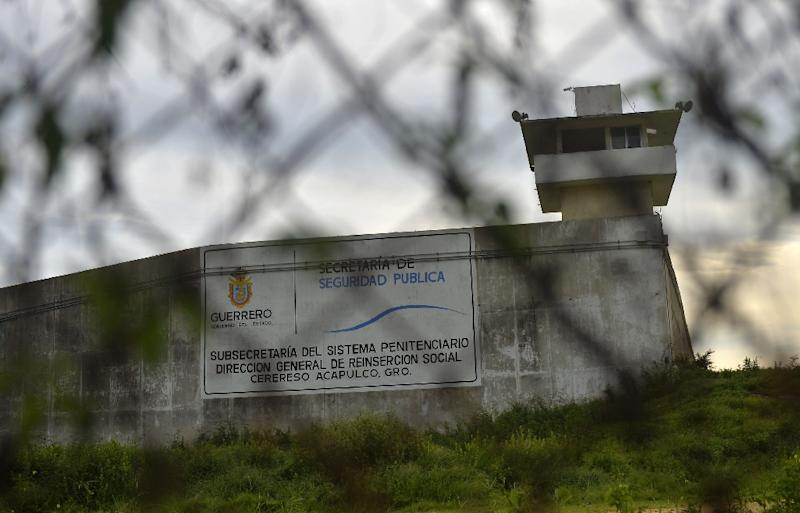Escape The Bathroom Hacked families grieve inmates hacked to death in mexico jail