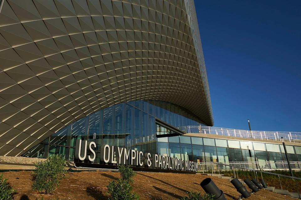 The U.S. Olympic and Paralympic Museum in Colorado Springs, Colorado is putting on a number of weekly events through Labor Day to celebrate its grand opening and the start of the 2021 Olympics. The museum features 12 exhibits, and is open seven days a week.