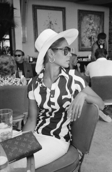 <p>A precursor to the '70s, the late 1960s were all about chic accessories. From quirky hats and eyewear to boldly designed jewelry collections, models and everyday women alike were finding new ways to take their looks to the next level. Today, as we reemerge after the start of the pandemic, there's been an unfounded resurgence in everything from cowboy hats to oversized sunglasses and other chunky accessories. </p>