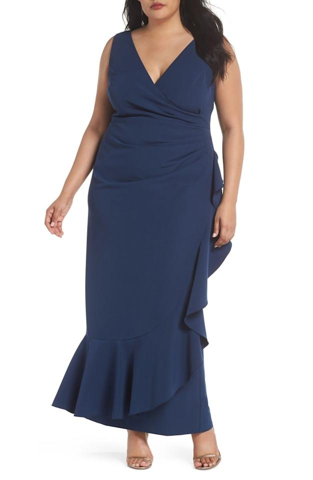 0b655a93e7 21 Plus Size Mother of the Groom Dresses to Flaunt and Flatter Your Figure