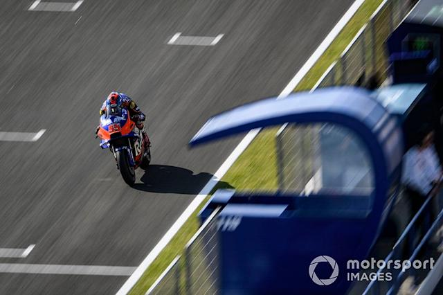 """Hafizh Syahrin, Red Bull KTM Tech 3 <span class=""""copyright"""">Gold and Goose / Motorsport Images</span>"""