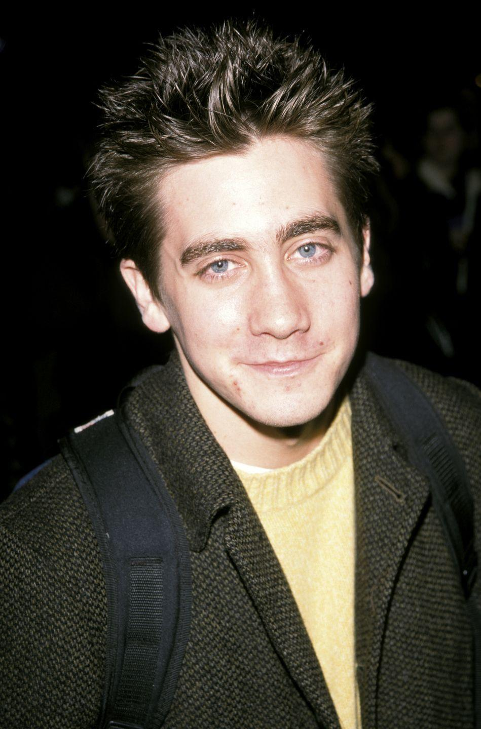 <p>The up-and-coming actor dropped by the red carpet at the premiere of <em>Cruel Intentions</em> back in 1999. Two years later, he would star in the cult classic film <em>Donnie Darko.</em></p>