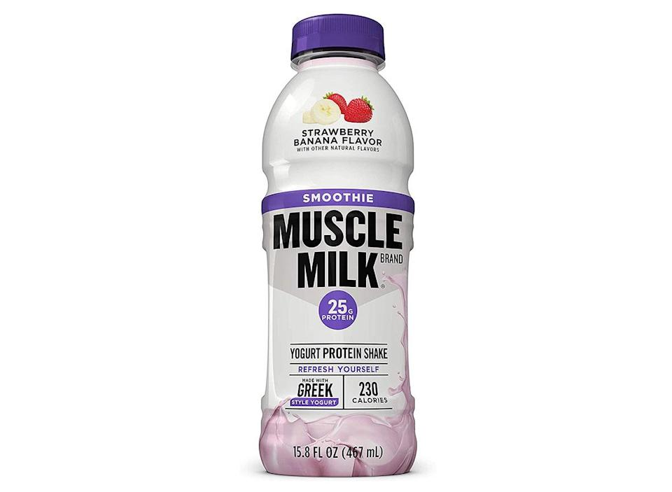 muscle milk smoothie