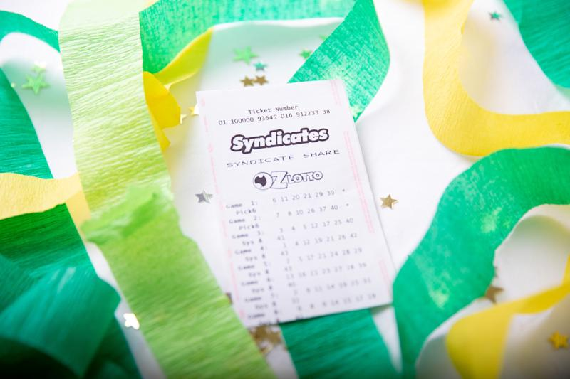 The Oz Lotto winner has yet to come forward and claim their $50 million.