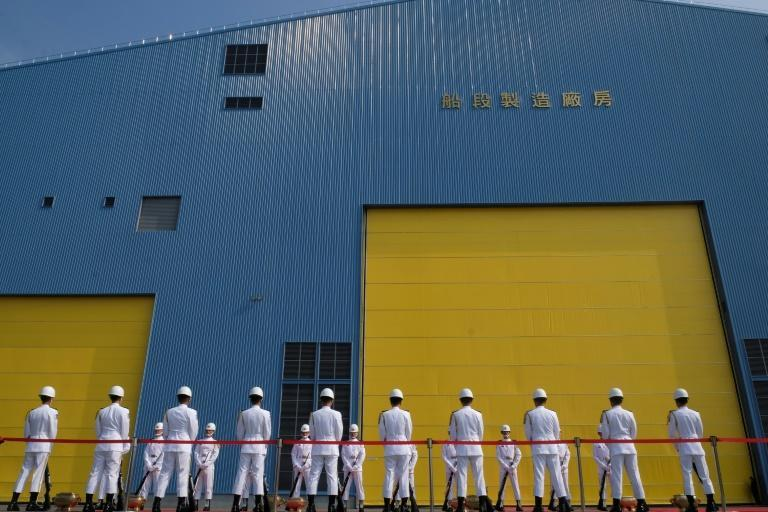 Taiwan plans to boost its defences by building eight new submarines, to add to its current fleet of four