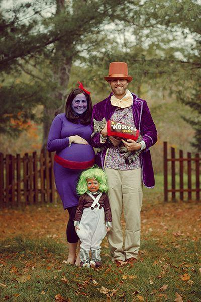 "<p>To pull off the Violet Beauregarde-as-a-blueberry look, it <a href=""https://www.goodhousekeeping.com/holidays/halloween-ideas/g3836/homemade-pregnant-halloween-costumes/?slide=4"" rel=""nofollow noopener"" target=""_blank"" data-ylk=""slk:helps to be pregnant"" class=""link rapid-noclick-resp"">helps to be pregnant</a>, but you can also opt for this <a href=""https://www.amazon.com/FunCostumes-Adult-Blueberry-Costume-ST/dp/B00CYUT190/?tag=syn-yahoo-20&ascsubtag=%5Bartid%7C10055.g.22127013%5Bsrc%7Cyahoo-us"" rel=""nofollow noopener"" target=""_blank"" data-ylk=""slk:giant blueberry costume on Amazon"" class=""link rapid-noclick-resp"">giant blueberry costume on Amazon</a>.</p>"