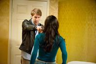<p><b>Aired:</b> January 3, 2011 on Lifetime<br><b>Stars:</b> Jake McDorman<br><br><b>Ripped from the headlines about:</b> Philip Markoff, the med student who was indicted for robbing several women, and murdering one, after meeting them via ads he placed on Craigslist in 2009. Markoff killed himself inside a Boston jail in 2010 while awaiting trial.<br><br><i>(Credit: Everett Collection)</i> </p>