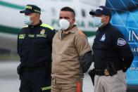 Colombia extradites ELN rebel fighters to the U.S.