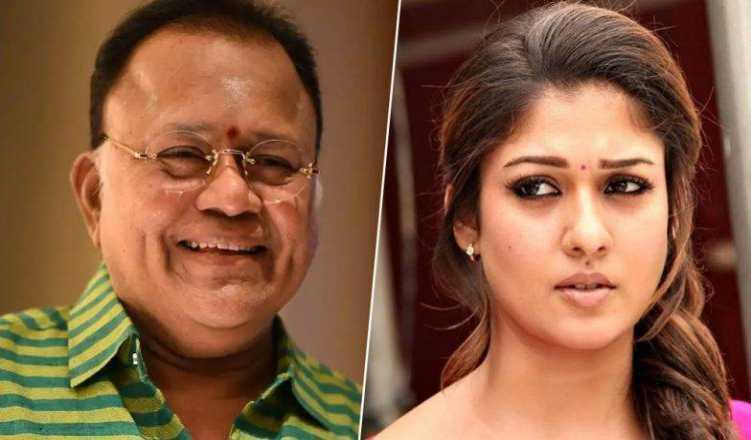 DMK suspends actor Radharavi for making misogynistic remarks against actor