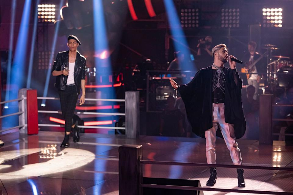 The Voice of Germany 2020: Juan und Keye im Battle
