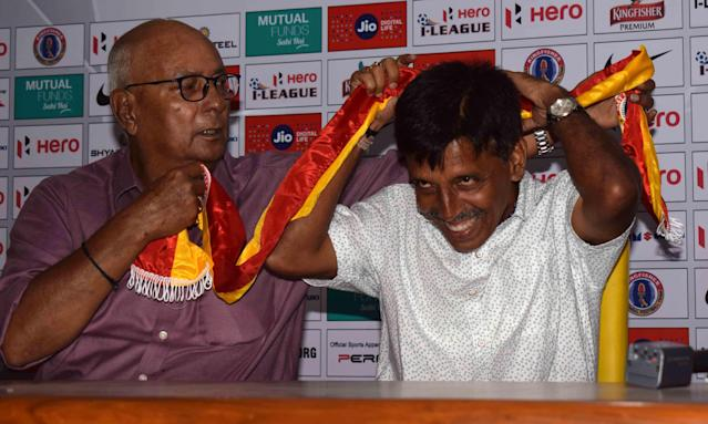 The former ATK assistant coach shares his thoughts after being appointed as head coach of East Bengal...