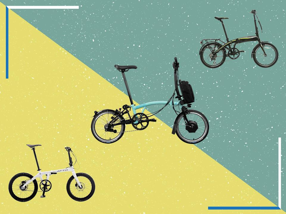 <p>We explored innovations such as carbon fibre frames, disc brakes and electric assistance</p> (The Independent/iStock )