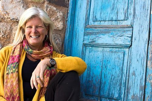 Ellen Barone, who packed up her life and moved abroad