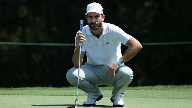 The Vic Open began on Thursday and Spain's Alejandro Canizares made a strong start to lead ahead of day two.