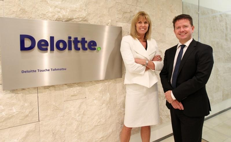 Deloitte boss backs grey workers