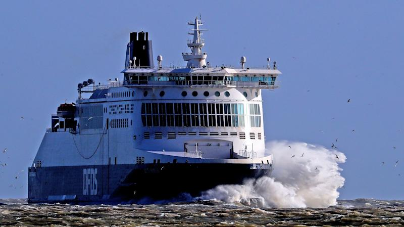 Dover-Calais ferries suspended due to French strike action