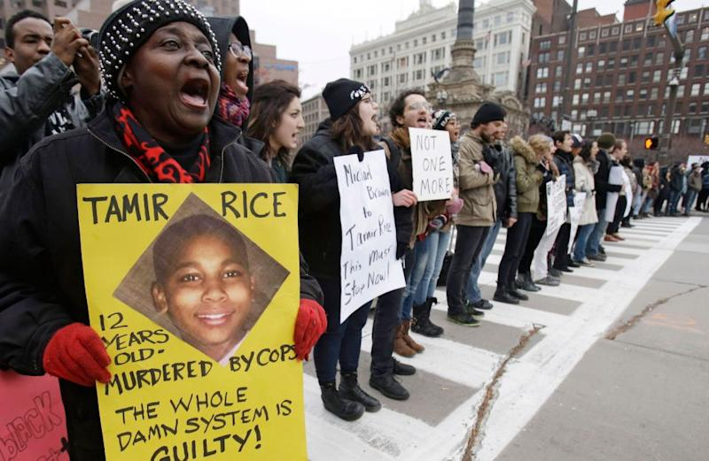 Tamir Rice became an emblem of racism in Cleveland and the US. Photo: AP