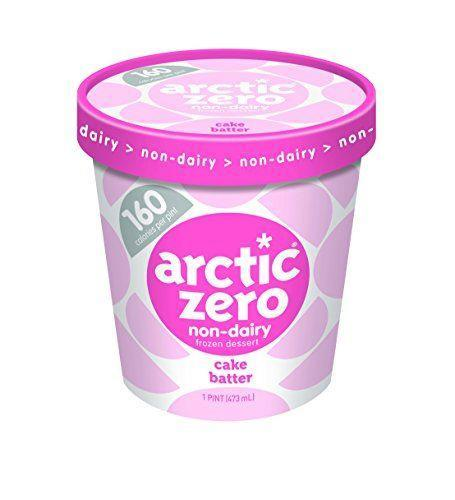 """<p><strong>Arctic Zero</strong></p><p>amazon.com</p><p><a href=""""https://www.amazon.com/dp/B01N5QTP0L?tag=syn-yahoo-20&ascsubtag=%5Bartid%7C2139.g.33390788%5Bsrc%7Cyahoo-us"""" rel=""""nofollow noopener"""" target=""""_blank"""" data-ylk=""""slk:BUY NOW"""" class=""""link rapid-noclick-resp"""">BUY NOW</a></p><p>""""Artic Zero isn't technically considered a keto ice cream, however it's net carb amounts are low enough to make it keto friendly,"""" she says. Unlike the other ice creams on this list, this ice cream doesn't have any fat and uses some cane sugar to sweeten it, in addition to monkfruit, so just be wary of that. </p><p>""""Since this ice cream has no fat and is very low in calories (per serving), you may want to top it with some fat, like peanut butter or homemade coconut milk whipped cream,"""" she says. It just has 40 calories, 5g net carbs, and 5g sugar a serving.</p>"""