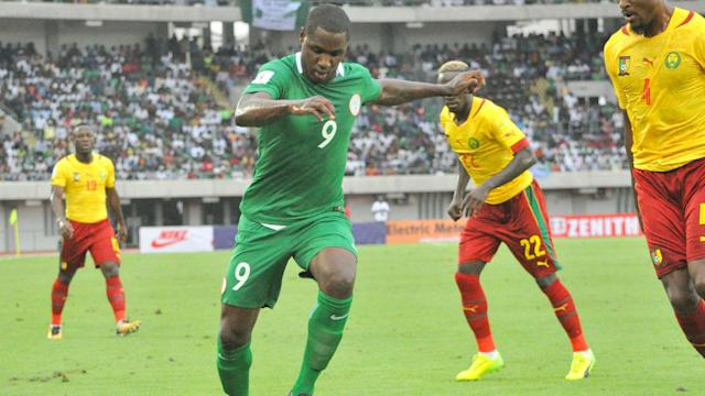 The Eagles' forward has expressed displeasure at his latest injury which rules him out of the Nigeria's upcoming games