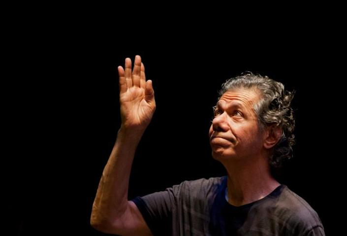 Over his more than five-decade career Chick Corea, pictured in September 2014 during a conert in Colombia, established himself as a revolutionary of jazz fusion