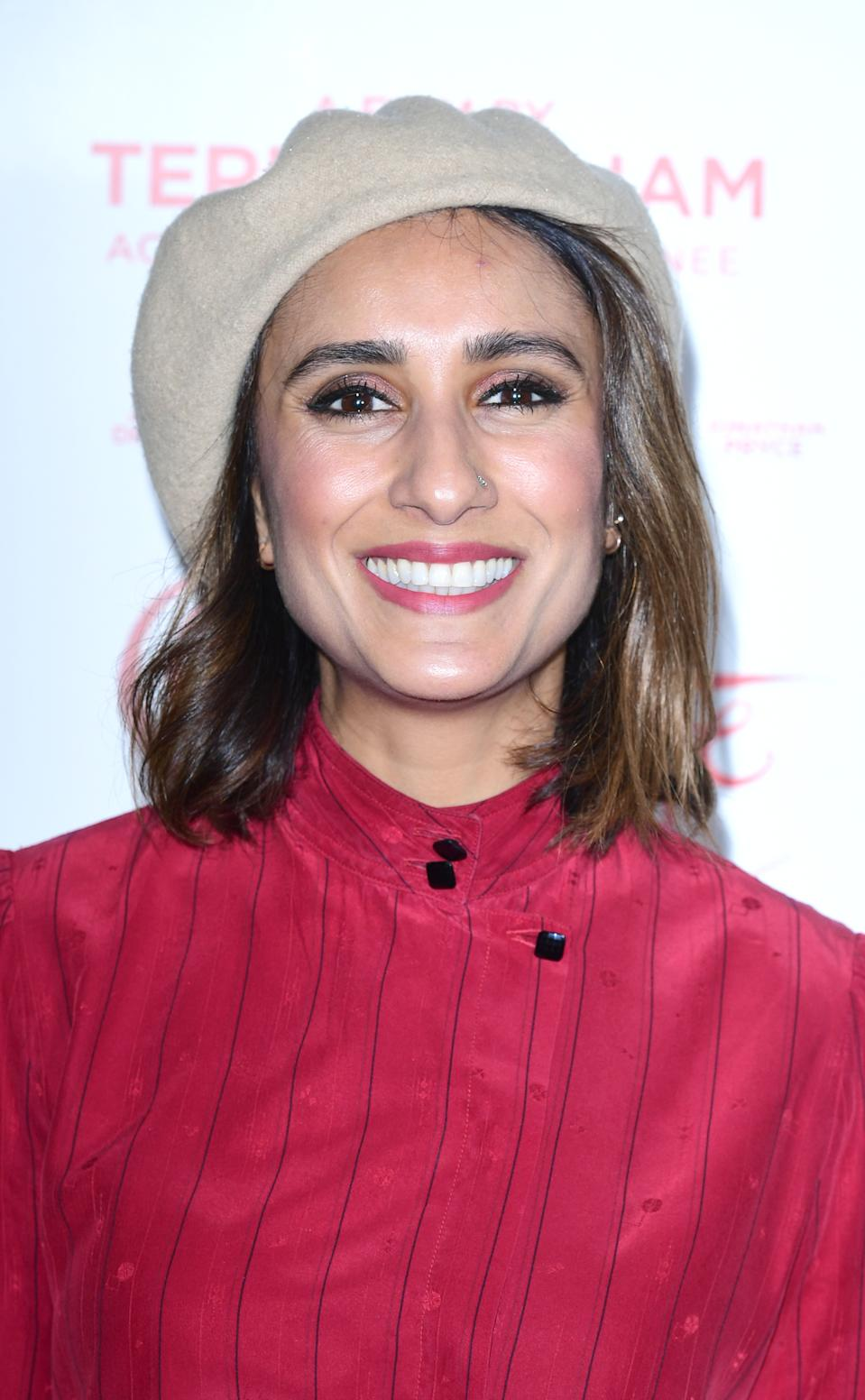 Anita Rani wants to use her platform to raise awareness about miscarriage, pictured at a screening of The Man Who Killed Don Quixote in London. (PA Images)