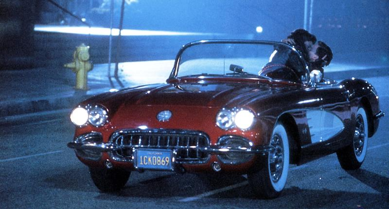 """""""Less Than Zero"""" features a Corvette in the cast. (Photo: Everett Collection)"""