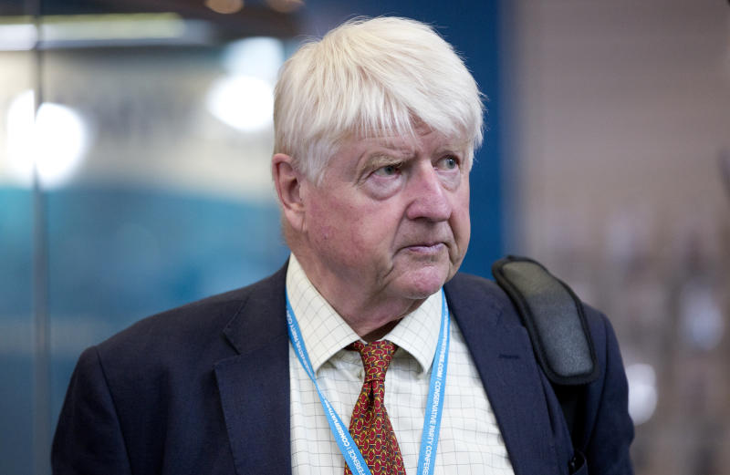 <strong>Stanley Johnson warns thatBrexit could force UK farmers to lower standards to compete with US market.</strong> (EMPICS Entertainment)