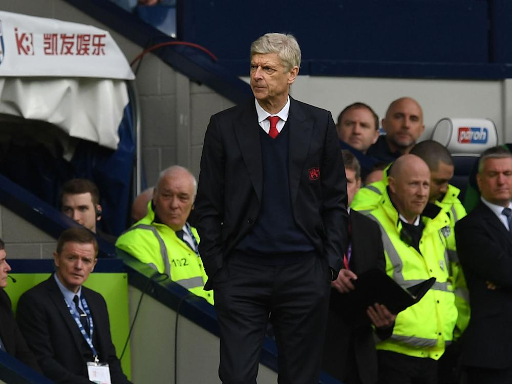 Wenger is in favour of VAR: Getty