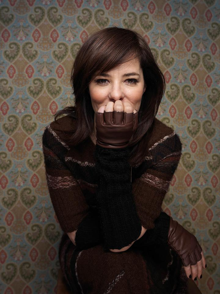 Parker Posey from the film Price Check, poses for a portrait during the 2012 Sundance Film Festival on Monday, Jan. 23, 2012, in Park City, Utah.