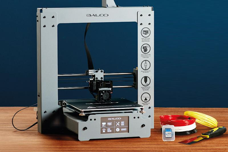 Hi-tech: Aldi is selling a 3D printer - and it costs less than £300: Aldi